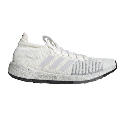 ADIDAS - PULSEBOOST HD M - Running Shoes - Men's - cwhite/greone/gretwo