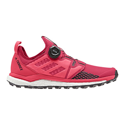 ADIDAS - TERREX AGRAVIC BOA W - Trail Shoes - Women's - actpnk/cblack/shored