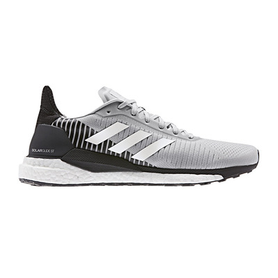 ADIDAS - SOLAR GLIDE ST 19 M - Running Shoes - Men's - gretwo/ftwwht/sorang