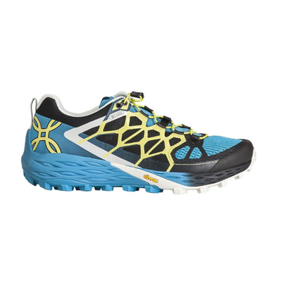 MONTURA - BEEP BEEP - Trail Shoes - Men's - turquoise/fluo yellow