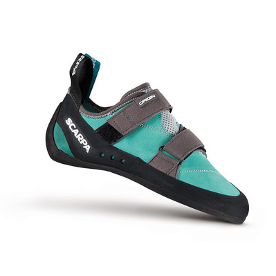 Scarpa - ORIGIN SS19 - Climbing Shoes - black/blue