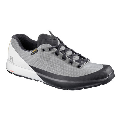 SALOMON - ACRO - Hiking Shoes - white/black