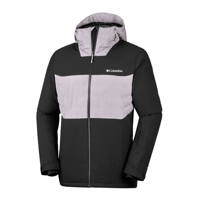 COLUMBIA - WHITE HORIZON HYBRID - Ski Jacket - Men's - black astral