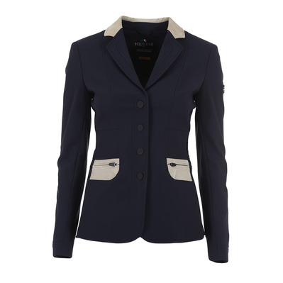 EQUILINE - AMAL - Show Jacket - Women's - blue
