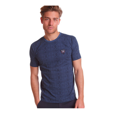 CAMBERABERO - 44006 - T-Shirt - Men's - dress blue navy