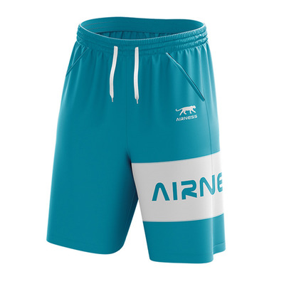 AIRNESS - LIVERPOOL - Shorts - Men's - turquoise