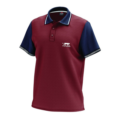 AIRNESS - POLBI - Polo - Men's - red
