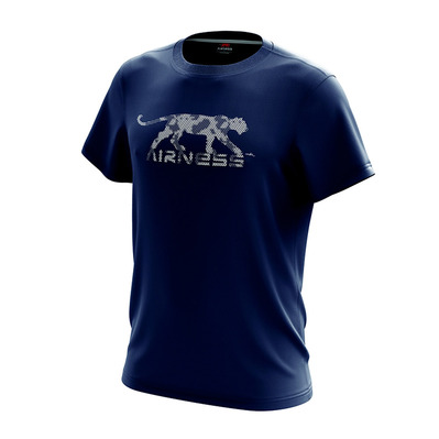 AIRNESS - TEEFIK - T-Shirt - Men's - navy