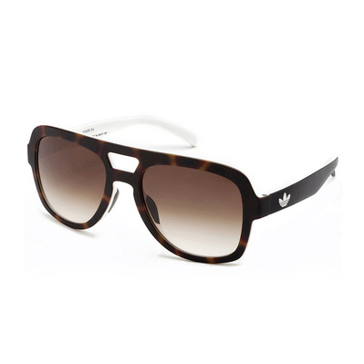 ADIDAS - AOR011 BA7024 - Sunglasses - Men's - havana brown/white/brown