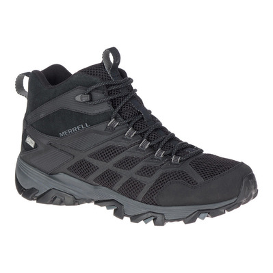 MERRELL - MOAB FST 2 ICE+ THERMO - Chaussures randonnée Homme black
