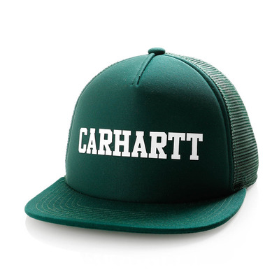 CARHARTT - COLLEGE TRK CAUMA - Cap - Men's - green