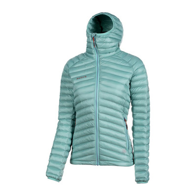 R'ADYS - R5W X-LIGHT INSULATED - Anorak mujer glacier
