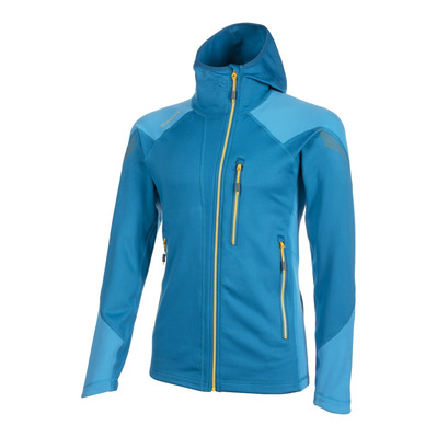 R'ADYS - R7 PRO FLEECE - Polar hombre deep sea