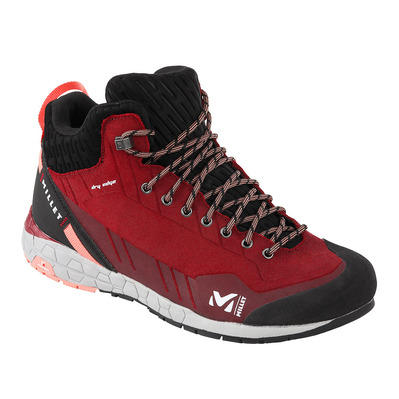 MILLET - AMURI LEATHER MID DRYEDGE - Chaussures approche Femme tibetan red