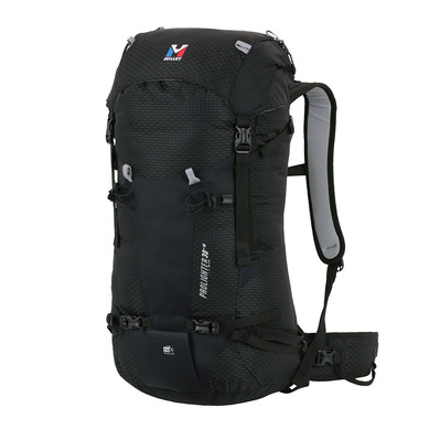 MILLET - TRILOGY PROLIGHTER 30+10L - Sac à dos Homme noir/metal