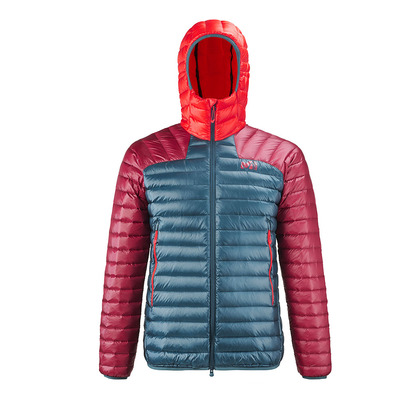 MILLET - K SYNTH'X D - Piumino Uomo orion blue/tibetan red