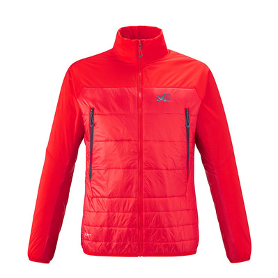 MILLET - FUSION AIRLOFT - Hybrid Jacket - Men's - fire
