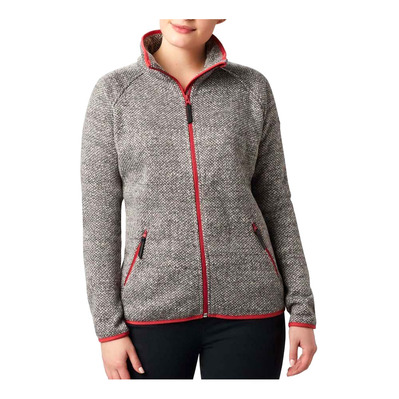 COLUMBIA - CHILLIN - Pile Donna city grey