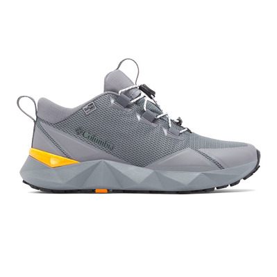 COLUMBIA - FACET 30 OUTDRY - Chaussures randonnée Homme ti grey steel/koi