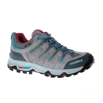 TECNICA - Tempest LOW GTX® W - Hiking Shoes - Women's - grey/turquoise