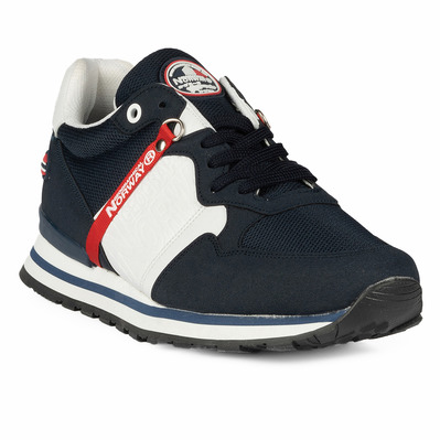 GEOGRAPHICAL NORWAY - GNM19009-12 - Sneakers homme navy