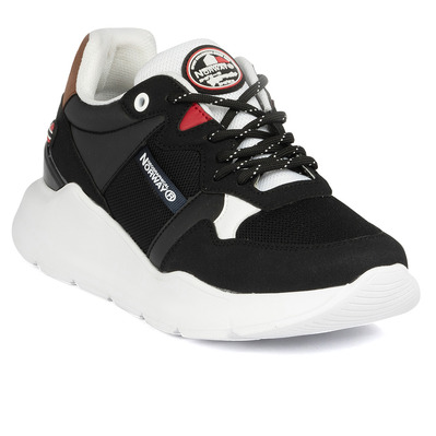 GEOGRAPHICAL NORWAY - GNM19025-01 - Sneakers homme black