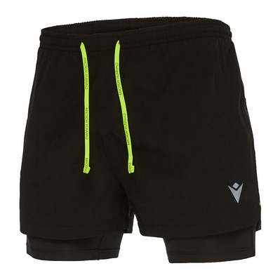 MACRON - RUN CHINOOK FBJ TREVOR - Shorts - Men's - black