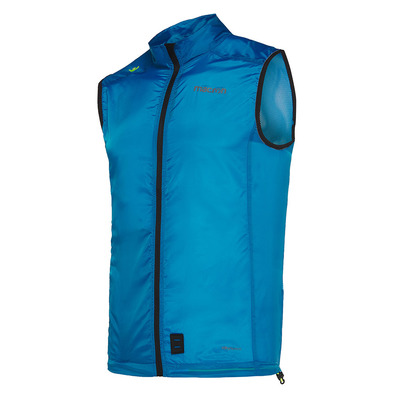 MACRON - RUN CHINOOK SBJ MITCH - Sleeveless Jacket - Men's - bright roy