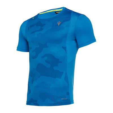 MACRON - RUN ZEPHIRO FBJ KENNY - Jersey - Men's - cornflower camo