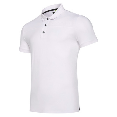 MACRON - ATHLEISURE SBJ BERLIN - Polo - Men's - white