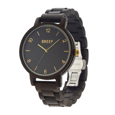 BREEF - CLASSIC EB - Watch - black