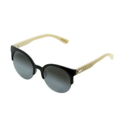 FELER - FOREST AIR HIBRID - Sunglasses - black/black