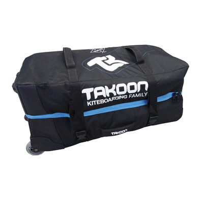 TAKOON - NOMAD 114.8L - Travel Bag - black