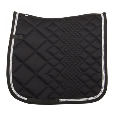 IMPERIAL RIDING - SIMPLY THE BEST - Dressage Saddle Pad - black