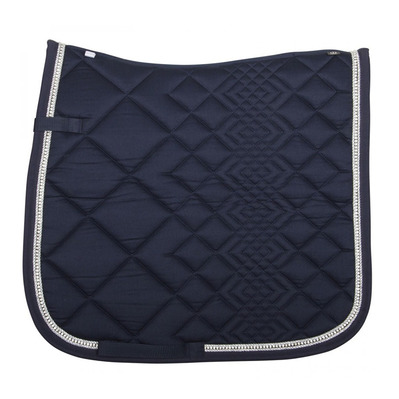 IMPERIAL RIDING - SIMPLY THE BEST - Dressage Saddle Pad - navy