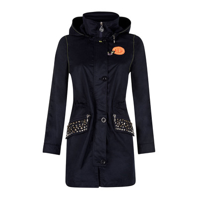 IMPERIAL RIDING - ASTOR - Parka Jacket - Women's - navy