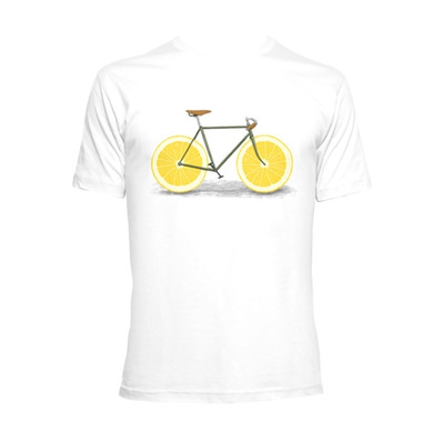 TIME40 - Time 40 ZEST - Camiseta hombre blanco