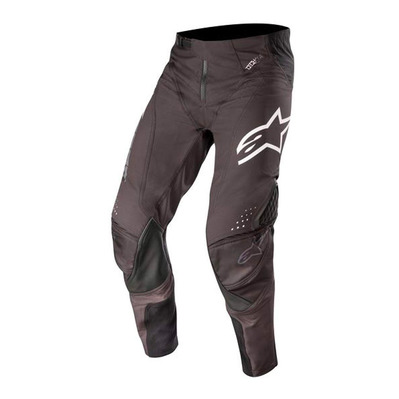 alpinestars - TECHSTAR GRAPHITE - Pants - Men's - black/anthracite