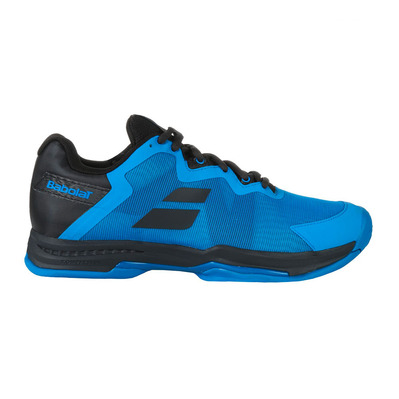 BABOLAT - SFX3 ALL COURT 2018 - Zapatillas tenis hombre diva blue/black