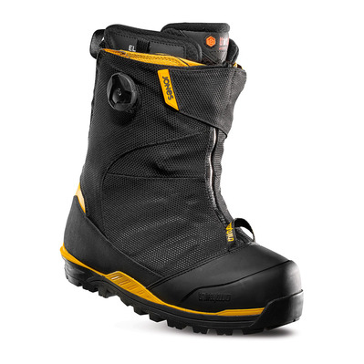 THIRTYTWO - Thirty Two JONES MTB 660 18/19 - Boots - black yellow