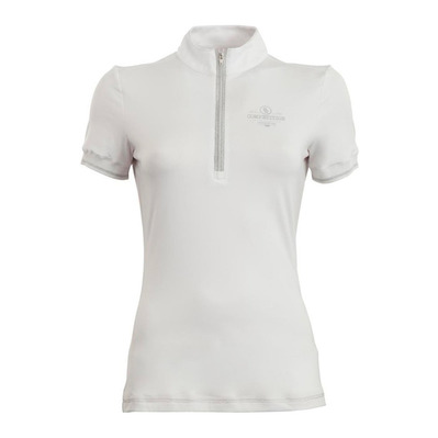 BR EQUITATION - MINSK - Competition Polo - Women's - white