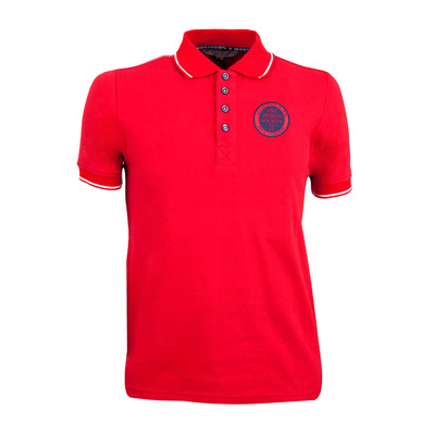 BR EQUITATION - JUAN - Polo - Men's - haute red