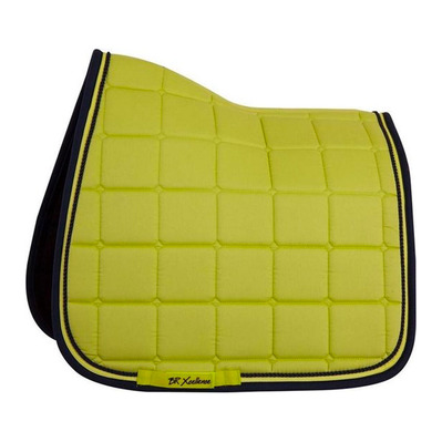 BR EQUITATION - XCELLENCE - Dressage Saddle Pad - grasshopper