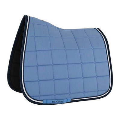 BR EQUITATION - XCELLENCE - Dressage Saddle Pad - english blue