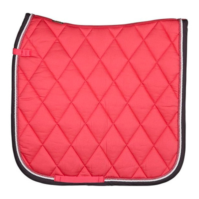 BR EQUITATION - EVENT - Dressage Saddle Pad - salmon