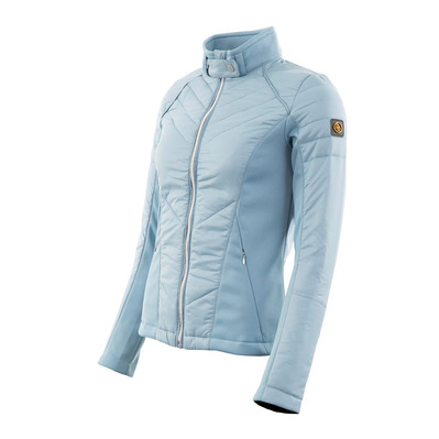 BR EQUITATION - OZUR - Bomber Jacket - Women's - faded denim
