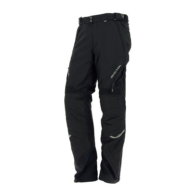 RICHA - NAVARON LONG - Pantalon Homme noir