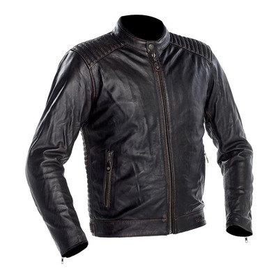 RICHA - THRUXTON - Blouson Homme brown