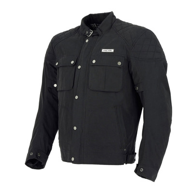 RICHA - HAMPTON - Blouson Homme black