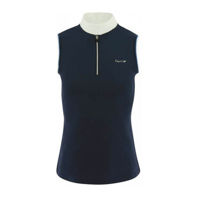 EQUITHEME - 962009 - Competition Polo - Women's - navy